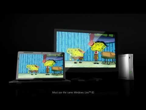 Zune Video Marketplace on Xbox 360