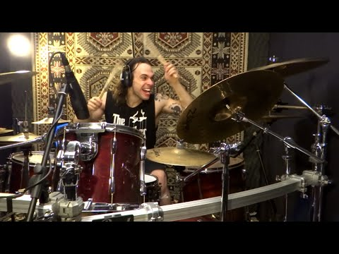 Avenged Sevenfold Drum Audition   Beast And The Harlot  Betto Cardoso