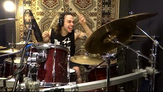 Repeat youtube video Avenged Sevenfold Drum Audition Video - Beast And The Harlot - Betto Cardoso