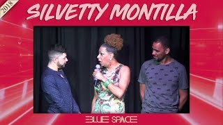 Blue Space Oficial - Matinê - Silvetty Montilla -  01.07.18