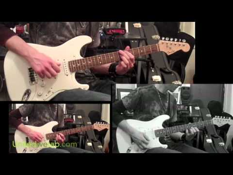 The Script - Breakeven Guitar Cover