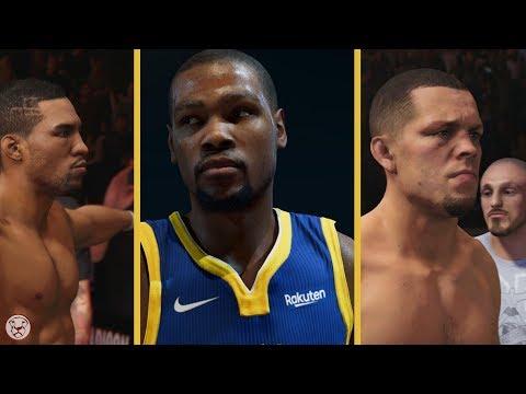 NBA Live 19: Screenshots Are REAL, Personalities, Interactive Environments & NEW Trae Young Screen
