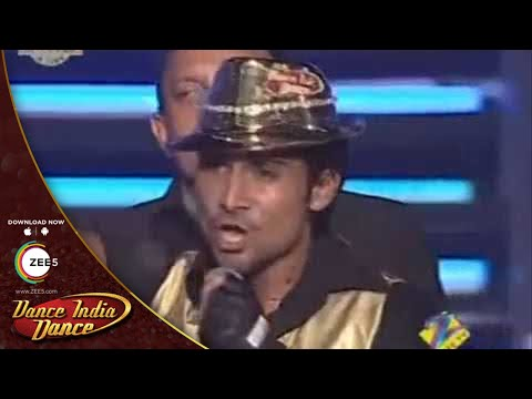 Salman Yusuff Khan's Dance India Dance Winning Moment