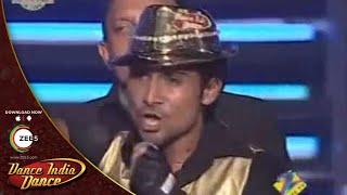 Salman Yusuff Khans Dance India Dance Winning Moment