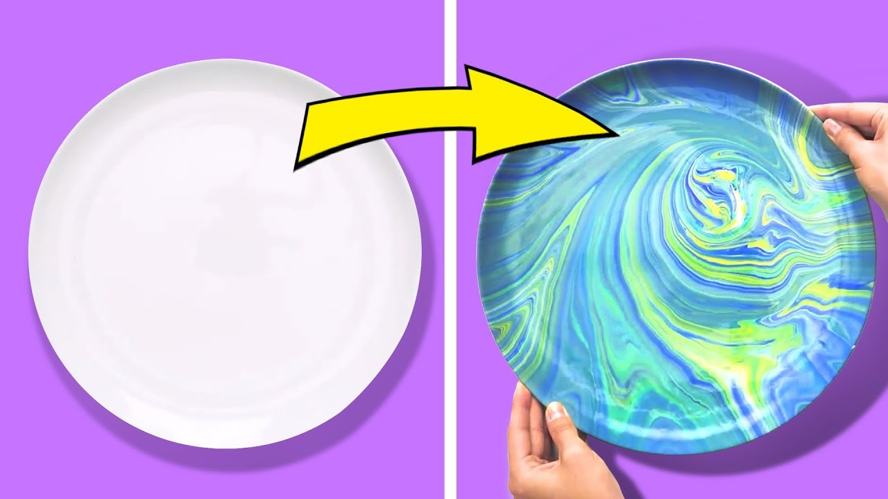 16 Colorful Diy Crafts That Will Brighten Your Routine Youtube