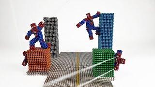 Magnetic Spider-Man 2 네오큐브 스파이더맨 2탄