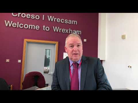 Wrexham Bus Station - Information Office Opening