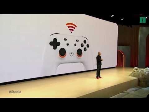 Avec Stadia, Google propose de jouer en streaming, sans console