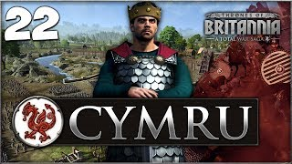 NORMAN INVASION! Total War Saga: Thrones of Britannia - Cymru Campaign #22