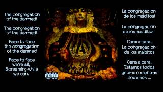 ATREYU Congregation of the Damned Subtitulado