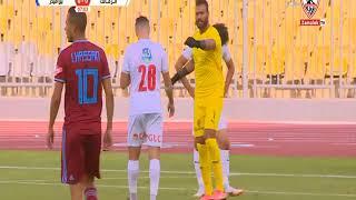 المباراة الودية بين نادي الزمالك وبيراميدز 0 - 1 بتاريخ 23/7/2020 المباراة كاملة