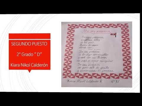 Concurso de poesía Tinta al Aire - CRE - Colegios Propios Cafam from YouTube · Duration:  2 minutes 53 seconds