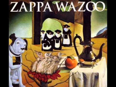 Frank Zappa - Wazoo - 08 The Adventures of Greggery Peccary.wmv