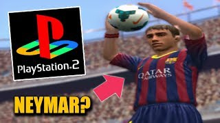 El Ultimo Fifa De Playstation 2 Ps2 Youtube