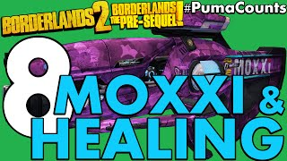 top 8 moxxi and healing guns and weapons in borderlands 2 and the pre sequel pumacounts