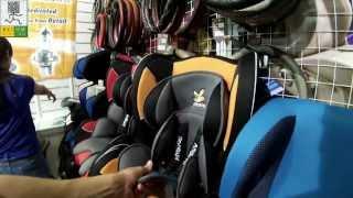 Детские автомобилные кресла на Кантонской выставке. Китай 2013(Вот такие кресла для детей, комфорт и безопасность Вашего ребенка. Такие автокресла и другие Вы можете зака..., 2013-12-10T11:30:25.000Z)