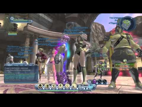 DCUO | Awesome Themysciran Inspired Styles by the League Themyscira!
