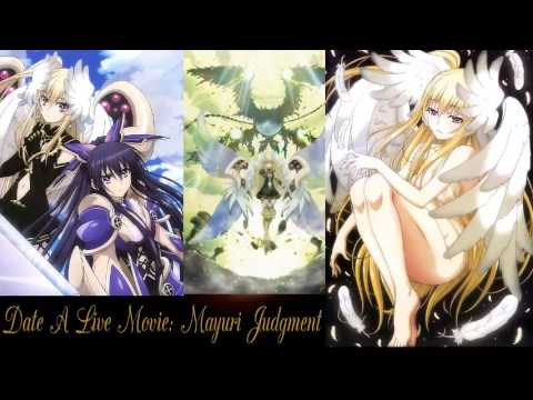 Película Date A Live Movie: Mayuri Judgment.Opening