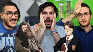 "Hogwarts e le Creature Magiche di HARRY POTTER - PARTE 1- ""Come ca**o Hanno Fatto?"" ft. @willwoosh"