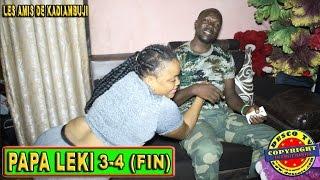 Théâtre congolais 2017: PAPA LEKI 3-4 (FIN) avec Daddy, Michaux, YaMado, Kadiambuji, Maboso, Jude