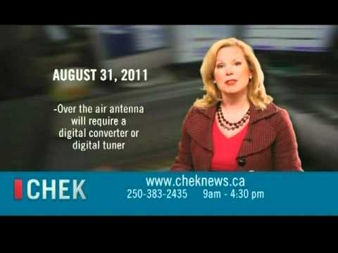 CHEK digital transition PSA (2011-05-24)