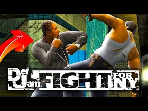Def Jam Fight 250mb Highly Compressed For Psp Android 2019 .best Game.