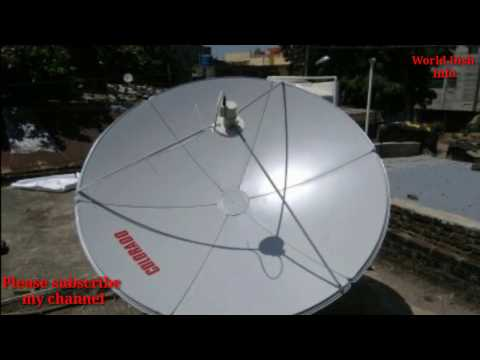 Free mein dekho HD channel Nilesat satellite 7 West Par