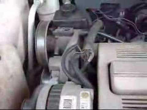 Problems with a 1990 Olds 88 Royale - YouTube
