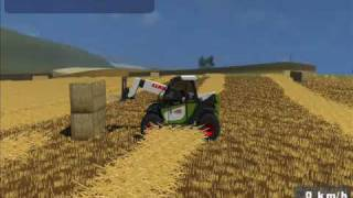 Strawmod for Landwirtschaft Simulator 2009 - Functions