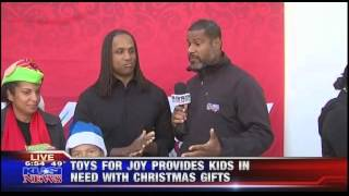 Rock Church - KUSI Toys for Joy at Rock Church City Heights