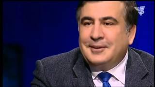 Саакашвілі та Шустер щодо пропозицій покинути Україну