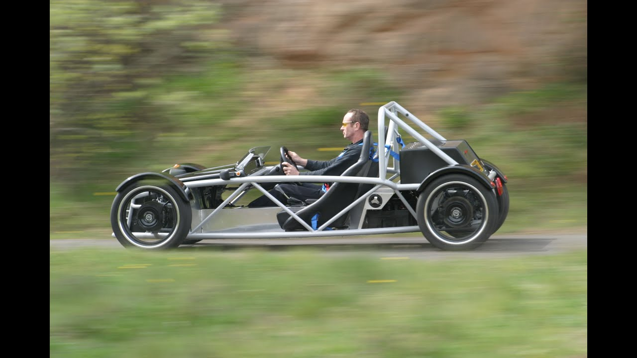 Mev Rocket Aerial Atom Style Kit Car Youtube