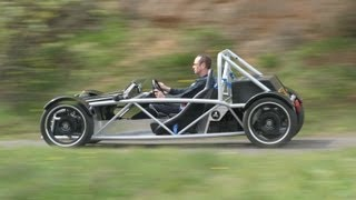 MEV Rocket ( Aerial Atom Style Kit Car )