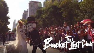 The BucketList Club - Day of The Dead -  Mexico City