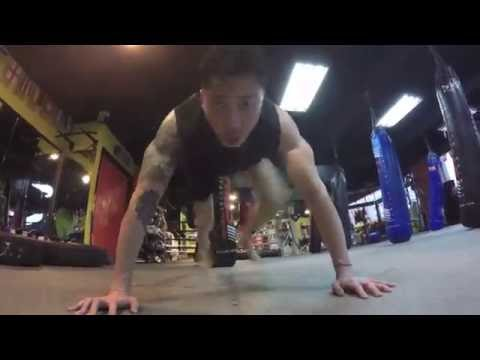 Youth Union Sports Club-Eric workout intro