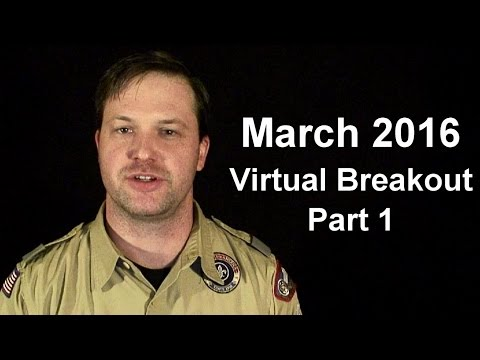 Spring Recruitment (March 2016 Cub Scout Virtual Roundtable Breakout) Part 1