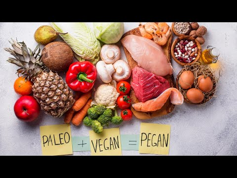 The Pegan Diet (Paleo-Vegan) Explained | Dr. Mark Hyman