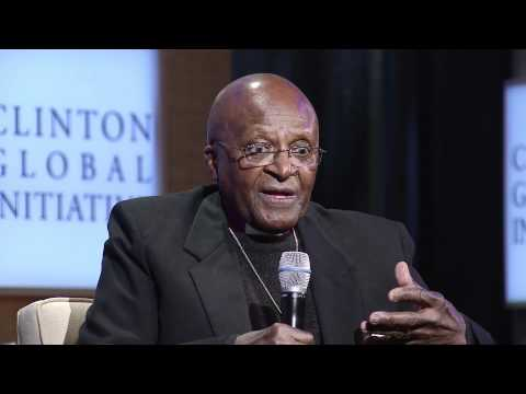 Conversations on Courage: Archbishop Desmond M. Tutu & Aung San Suu Kyi (CGI 2011)