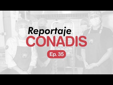 Reportaje Conadis | Ep. 35