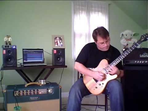 Mesa Stiletto Ace Demo - original tune play through