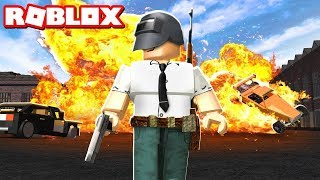 PLAYER UNKNOWN BATTLEGROUND ROBLOX'TA / ROBLOX Prison Royale / Roblox Türkçe