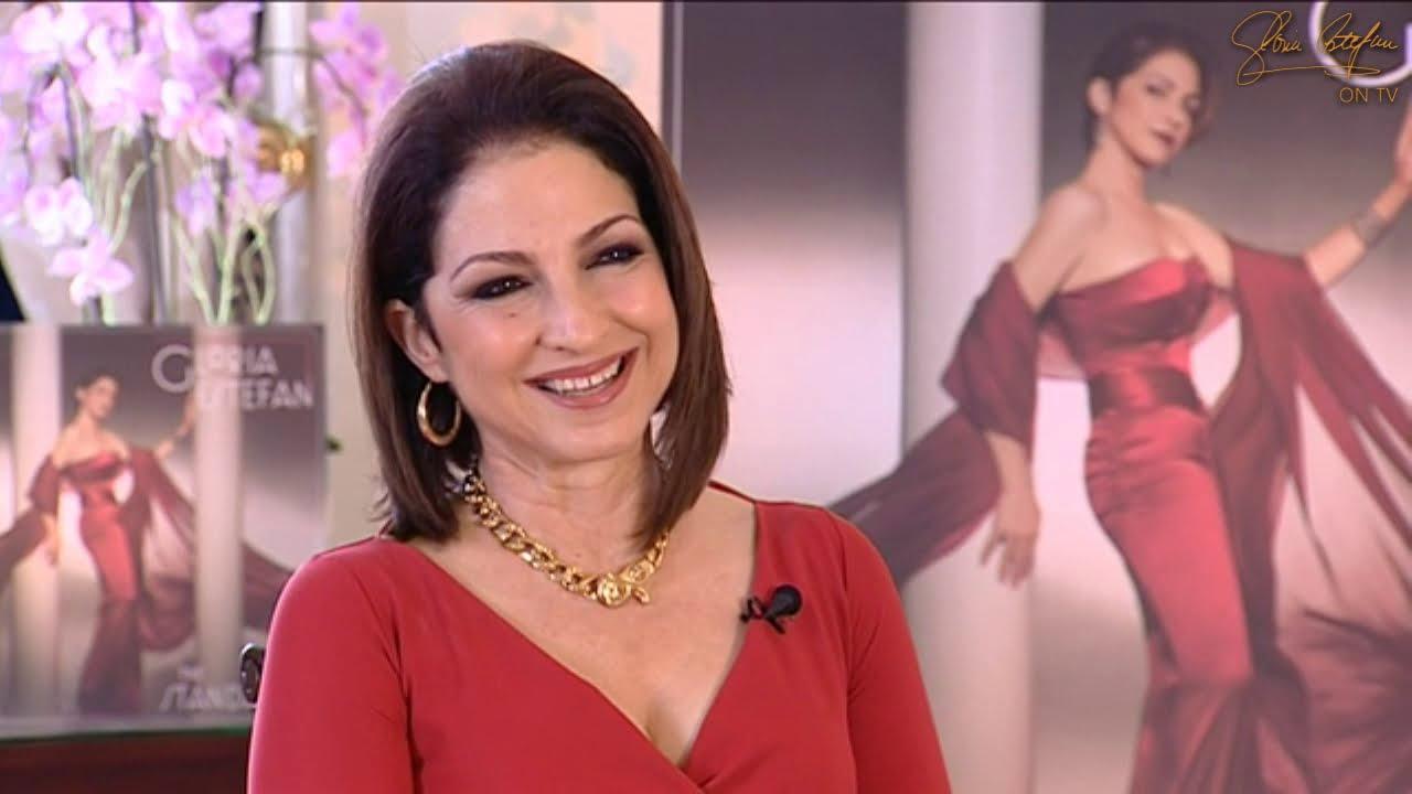 Gloria Estefan - Entrevista en Antena 3