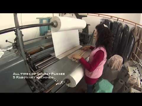 int fashion group Macedonia -design-plissee-gerber-assyst-laser-denim effects - GoPro 2014