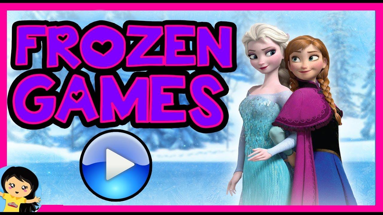Disney Frozen Free Games