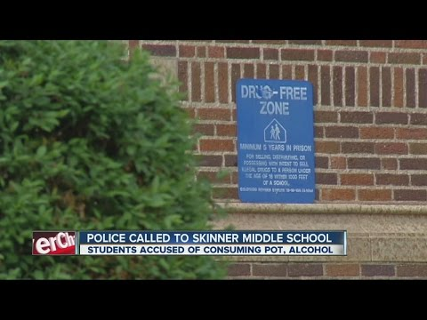 5 students used pot, alcohol at Denver middle school
