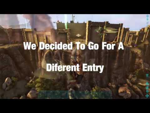 Ark Survival Evolved - Billy and the boys Defend 539 and Troll #NFG