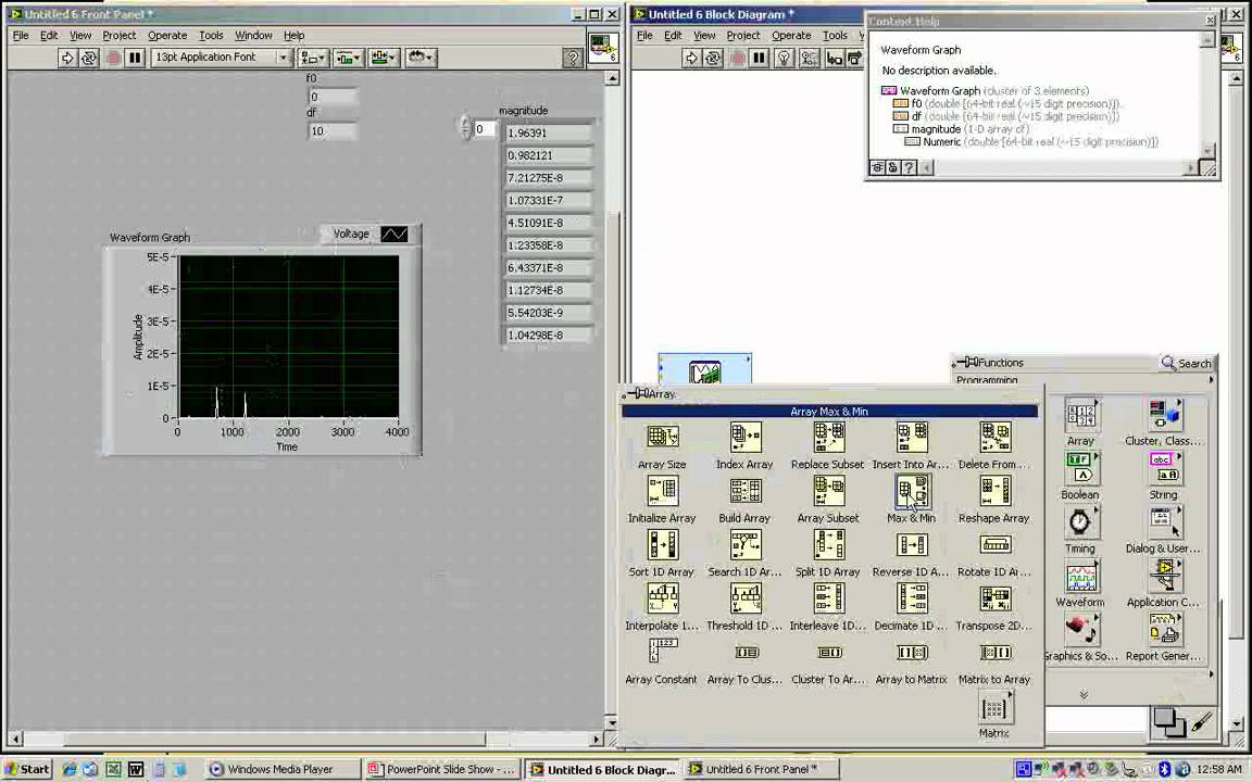 Youtube Labview