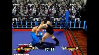 WCW VS NWO World Tour - Hannibal VS The Giant