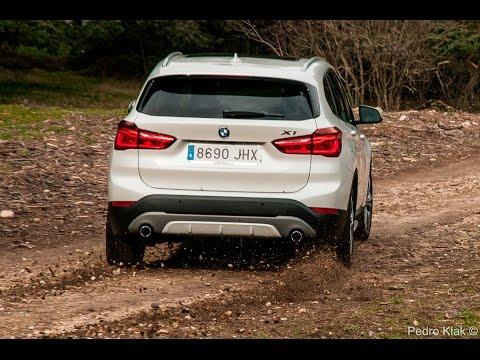 BMW X1 2015 18d sDrive y 20d xDrive - Prueba revistadelmotor.es