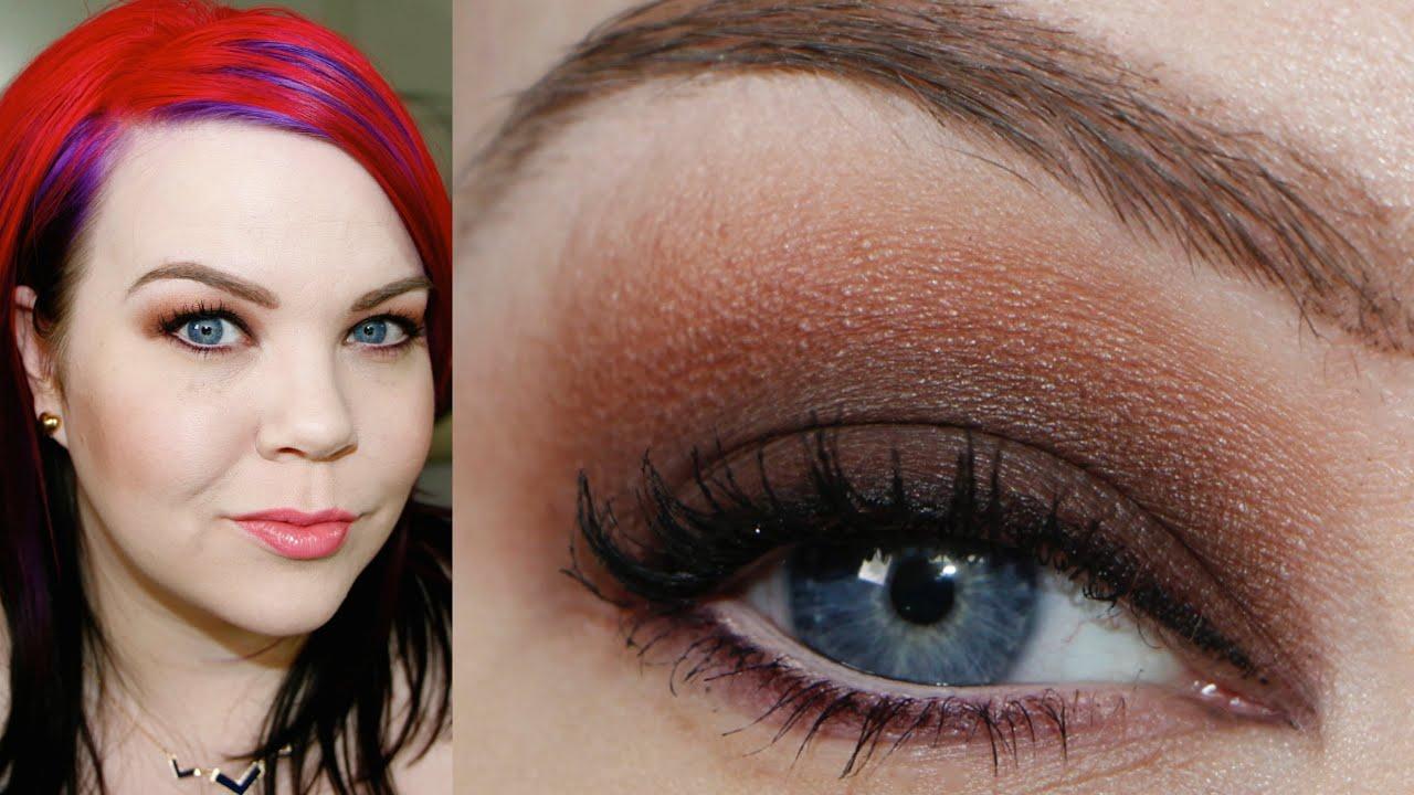 Warm Summer Smoky Eye~ Makeup Tutorial ~ It Cosmetics ...